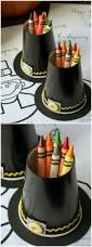 kid friendly thanksgiving crafts cute and simple pilgrim hat crayon cups perfect for thanksgiving