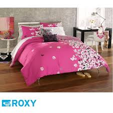 Roxy Bedding Sets Prepossessing Pink Comforter Sets Simple Interior Decor Home