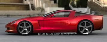 pontiac corvette concept 2014 c7 corvette concept amcarguide com car guide