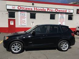 used bmw x3 in ottawa nepean u0026 barrhaven used bmw x3 at ottawa
