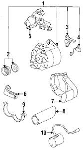 porsche 928 alternator parts com porsche 928 alternator oem parts