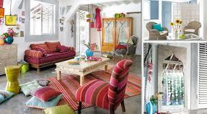 chambre style hindou exemple décoration salon style indien