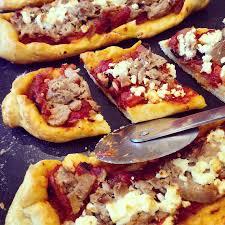 cuisine turque pide turque thon et tomate papa en cuisine
