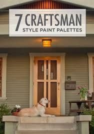 best 25 craftsman exterior ideas on pinterest craftsman home