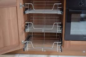 pull out basket for kitchen cabinets home design ideas
