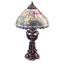 reutters tiffany lamp autumn non working