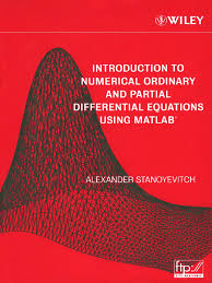 introduction to numerical ordinary and partial differential