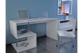 bureau cdiscount bureau design laqué blanc maxime bureau miliboo ventes pas cher com