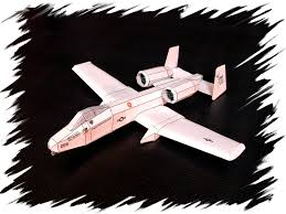 3d paper model airplanes print outs models