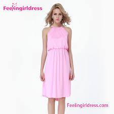 wholesale ladies designer halter dress online buy best ladies