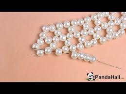 Pandahall Tutorial On How To 90 Pandahall Tutorial On How To Make Chic Pearl Bead Choker