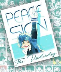 peace sign the underdog anime amino