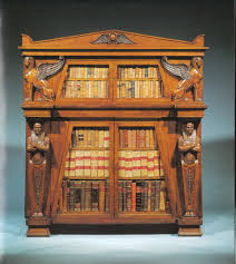wow an amazing egyptian revival cabinet in the carlton hobbs
