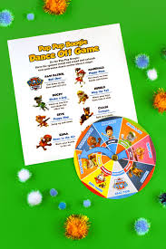 paw patrol pup pup boogie game nickelodeon parents