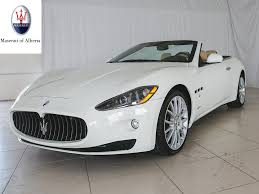 maserati granturismo convertible 2016 pre owned inventory maserati of alberta