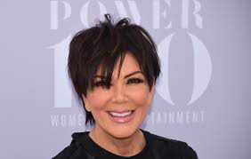 kris jenner hair 2015 kris jenner wears yeezy 950s with a camo onesie totally channels