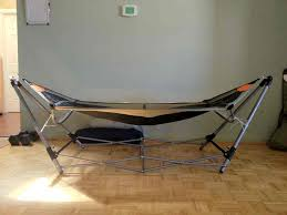 Hammock Swing With Stand Furniture Comfy Twotree Polyester Soft Swing Hammock Chair With