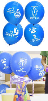 21 DIY Baby Shower Ideas for Boys