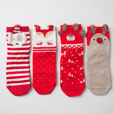 new years socks 2017 zihooo new christmas socks classic colorful cotton socks