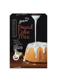 gluten free pound cake mix u2013 smile meal