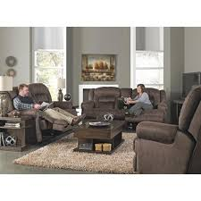 Power Reclining Sofa Set Catnapper Atlas 3 Power Reclining Sofa Set In