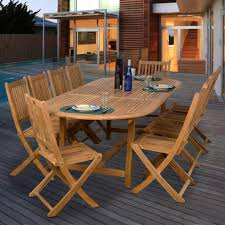 Dining Room Folding Chairs Folding Outdoor Dining Table