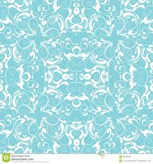vintage seamless background blue and white decor royalty free