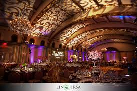 best wedding venues in los angeles pasadena langham huntington hotel wedding venue rad and theresa
