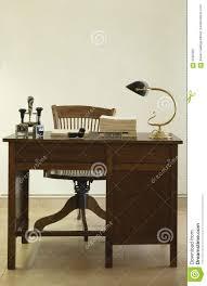 Antiker Schreibtisch Alter Schreibtisch Lizenzfreies Stockbild Bild 4108466