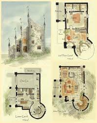 mansion floor plans castle tiny castle house plans dazzling design home design ideas