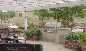 backyard bbq designs photo album garden and kitchen