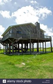 Small Beach House On Stilts Raised On Stilts Stock Photos U0026 Raised On Stilts Stock Images Alamy