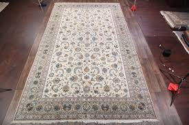 Signed Persian Rugs Signed Kashan Persian Area Rug