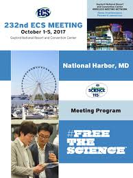 nissan finance gb ltd ppi 232nd ecs meeting national harbor md by the electrochemical