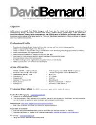 resume objective statement for graphic design resume template