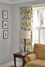 Dining Room Curtain Ideas by Best 25 Family Room Curtains Ideas On Pinterest Living Room