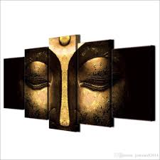Home Decor Buddha by 2017 Framed Hd Printed Buddha Peaceful Picture Home Decor Canvas