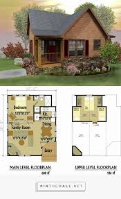 house plans for cabins loft house plans luxury small cabin plan with ranch floor home