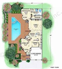 villa zeno narrow floor plans texas style floor plans