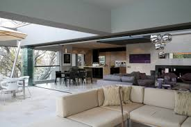 cuisine moderne ouverte cuisine moderne ouverte sur salon kitchen combined with living room
