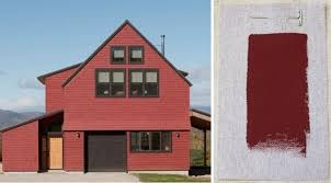red house paint interiors design