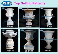 Decorative Urns Vases Indoor Hand Carved Natural Marble Decorative Urns Vases Buy
