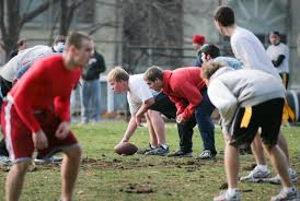 Intramural Flag Football Club And Intramural Sports Msoe