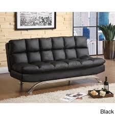 Leather Futon Sofa Leather Futon Sofa Facil Furniture