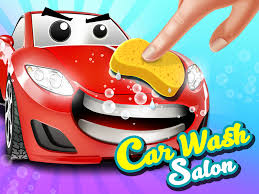 for kids car wash baby car wash spa u0026 salon kids game android apps on google play