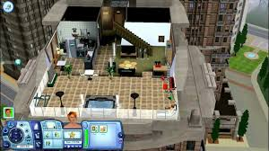 the sims 3 late night my new high rise apartment penthouse suite