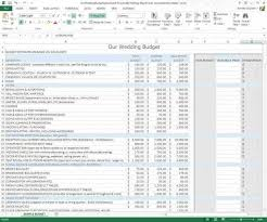 wedding planning on a budget spreadsheet template wedding wonderful wedding planning on a