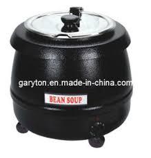 china buffet equipment electric soup kettle grt sb6000 china