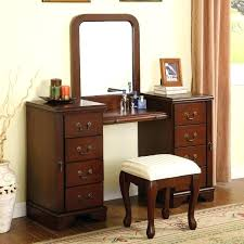 Large Bedroom Vanity Bedroom Vanity Table Without Mirror Makeup Organization With Large