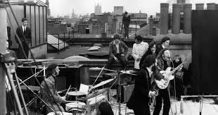 where is the movie let there be light showing beatles famous rooftop concert 15 things you didn t know rolling